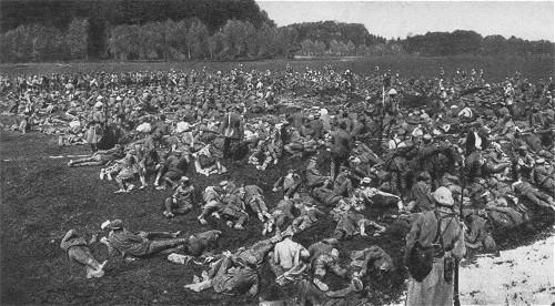 Opfer 1 Weltkrieg