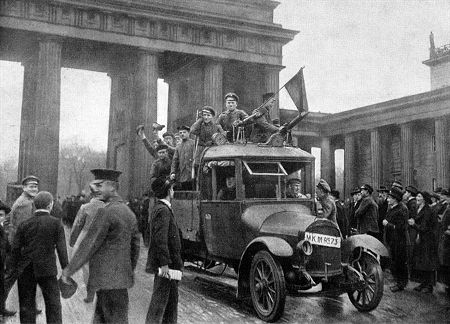 Die Revolution in Berlin